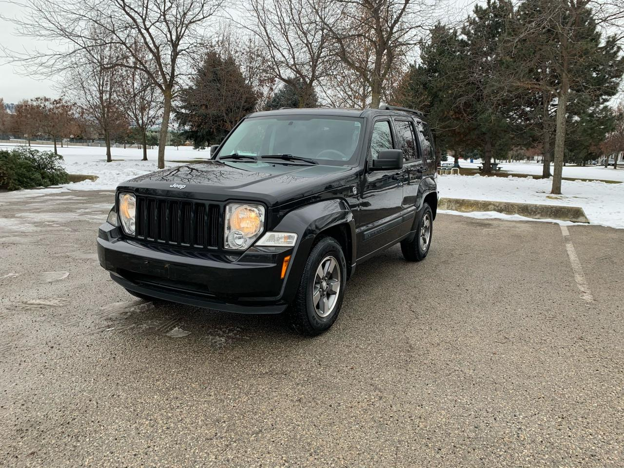 2008 Jeep Liberty For Sale >> Used 2008 Jeep Liberty For Sale In Kelowna British Columbia