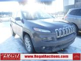 Photo of Grey 2017 Jeep CHEROKEE  4D UTILITY 4WD