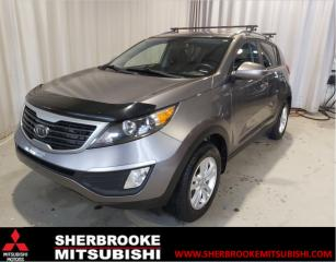 Used 2012 Kia Sportage LX Traction intégrale 4 portes, I4 autom for sale in Sherbrooke, QC