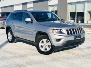 Used 2015 Jeep Grand Cherokee LAREDO   JAMAIS ACCIDENTÉ for sale in Ste-Marie, QC