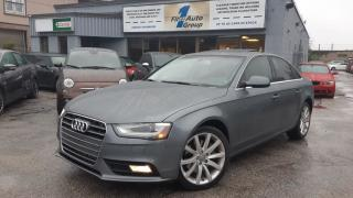 Used 2014 Audi A4 Komfort for sale in Etobicoke, ON