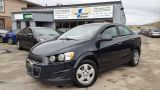 Photo of Black 2014 Chevrolet Sonic
