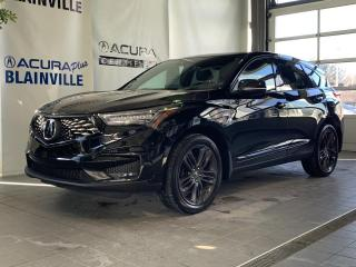 Used 2019 Acura RDX A-Spec ** SH-AWD ** for sale in Blainville, QC