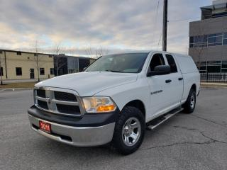 Used 2011 RAM 1500 4X4, 4 door, 3/Years warranty available for sale in Toronto, ON