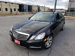 Used 2013 Mercedes-Benz E-Class 4 Matic, Navi, 3/Y warranty available for sale in Toronto, ON