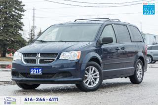Used 2015 Dodge Grand Caravan SXT DVDRearCam NewTires Certified Financing 1Owner for sale in Bolton, ON