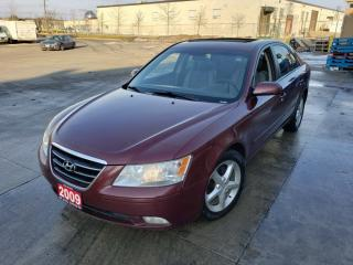Used 2009 Hyundai Sonata 4 door, Automatic, 3/Y Warranty available. for sale in Toronto, ON