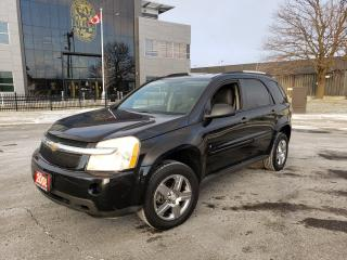 Used 2008 Chevrolet Equinox AWD,  Auto, lOW KM, 3/Y warranty availai for sale in Toronto, ON