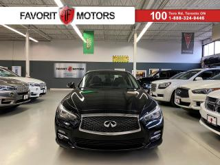 Used 2015 Infiniti Q50 *CERTIFIED!*|NAV|SUNROOF|LEATHER|AWD|+++ for sale in North York, ON