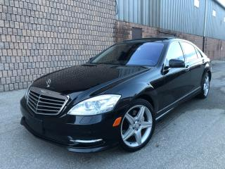Used 2011 Mercedes-Benz S-Class S550 ***SOLD*** for sale in Toronto, ON