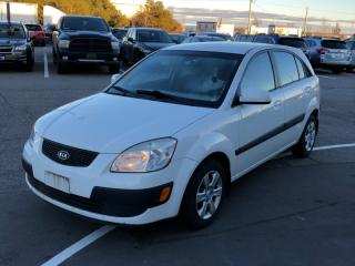 Used 2007 Kia Rio 5dr HB Rio5 EX for sale in Mississauga, ON