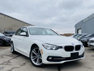 Used 2016 BMW 3 Series AWD|Sun roof|Alloys|Navigation|Heated steering wheel !! for sale in Brampton, ON