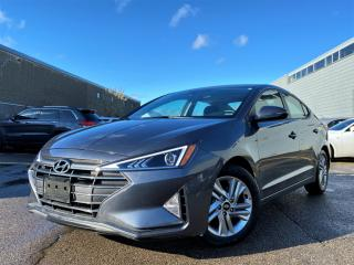 Used 2020 Hyundai Elantra REAR VIEW|SUN ROOF|LANE ASSIST|ALLOYS|HEATED SEAT & STEERING for sale in Brampton, ON