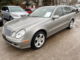 Used 2006 Mercedes-Benz E-Class 4dr Wgn 5.0L 4MATIC, low km's, no accidents for sale in Halton Hills, ON
