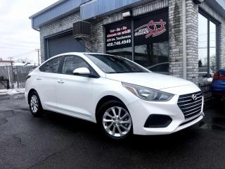 Used 2018 Hyundai Accent GL 4 portes BA A/C Sieges Chauffants for sale in Longueuil, QC