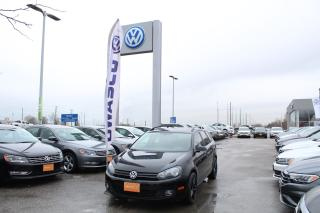 Used 2013 Volkswagen Golf Wagon 4DR TDI DSG HIGHLINE for sale in Whitby, ON