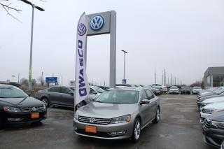 Used 2013 Volkswagen Passat 4dr Sdn 2.0 TDI DSG Highline for sale in Whitby, ON
