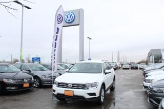 Used 2019 Volkswagen Tiguan Trendline 4Motion for sale in Whitby, ON