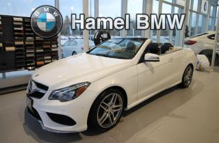 Used 2017 Mercedes-Benz E-Class E 400 Cabriolet 2 portes 4MATIC for sale in Blainville, QC