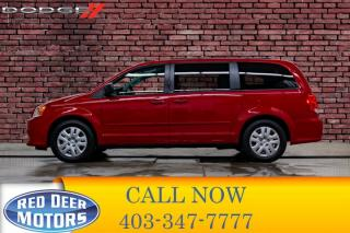 Used 2014 Dodge Grand Caravan SXT BCam DVD Quad Seating for sale in Red Deer, AB