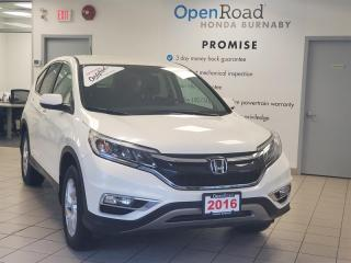 Used 2016 Honda CR-V SE AWD Backup Camera, Bluetooth for sale in Burnaby, BC