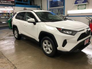 Used 2019 Toyota RAV4 LE for sale in Kitchener, ON