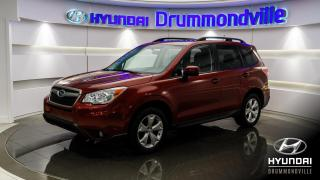 Used 2014 Subaru Forester 2.5I TOURING + GARANTIE + TOIT + MAGS !! for sale in Drummondville, QC