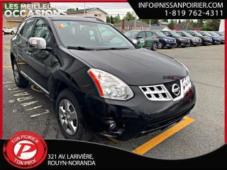 Used 2013 Nissan Rogue S - AWD for sale in Rouyn-Noranda, QC