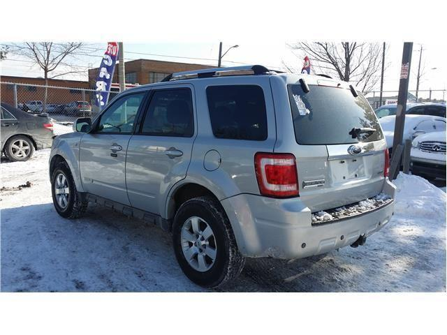 2008 Ford Escape