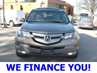 Used 2009 Acura MDX Tech pkg for sale in Toronto, ON