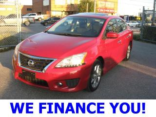 Used 2014 Nissan Sentra SR for sale in Toronto, ON