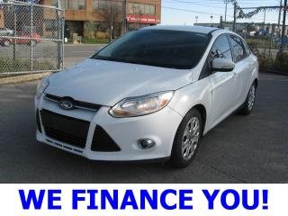 Used 2014 Ford Focus SE for sale in Toronto, ON