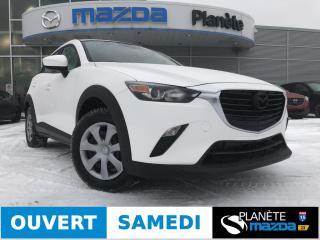 Used 2016 Mazda CX-3 GX AUTO AIR CRUISE NAV BLUETOOTH for sale in Mascouche, QC