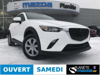 Used 2016 Mazda CX-3 GX AUTO AIR CRUISE NAV BLUETOOTH for sale in Mascouche, QC