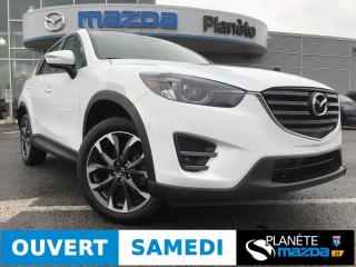 Used 2016 Mazda CX-5 GT AWD AUTO CRUISE CUIR TOIT MAGS for sale in Mascouche, QC