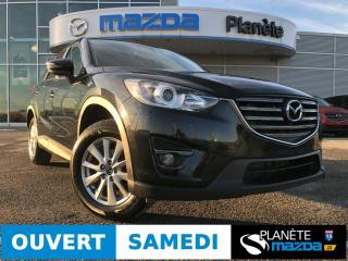 Used 2016 Mazda CX-5 GS AWD AUTO DEMARREUR CRUISE TOIT BLUETOOTH for sale in Mascouche, QC