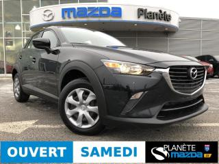 Used 2016 Mazda CX-3 GX AUTO DÉMARREUR AIR CRUISE BLUETOOTH for sale in Mascouche, QC