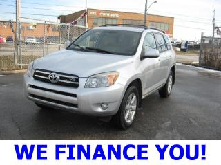 Used 2007 Toyota RAV4 LIMITED  for sale in Toronto, ON