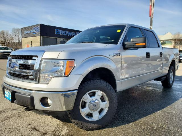 2013 Ford F-150 XLT, LOCAL, 1 OWNER, NO ACCIDENTS