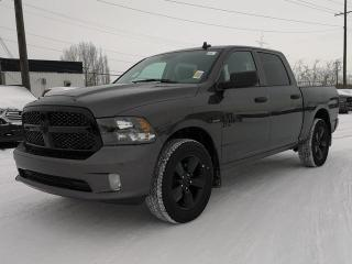 New 2019 RAM 1500 Classic Express 4x4 Crew Cab / 8.4 Touchscreen / Back Up Camera for sale in Edmonton, AB