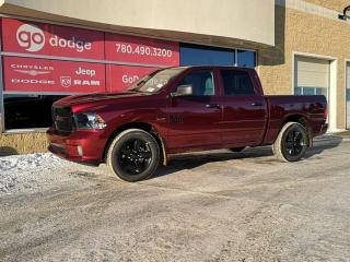 New 2019 RAM 1500 Classic Express 4x4 Crew Cab / Heated Seats & Wheel for sale in Edmonton, AB