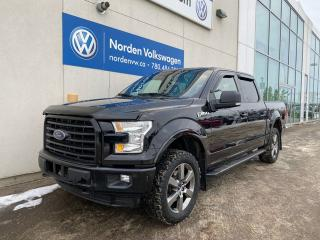 Used 2016 Ford F-150 XLT Sport Crew CAB 4X4 for sale in Edmonton, AB
