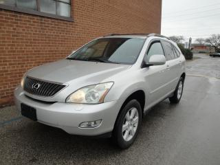 Used 2007 Lexus RX 350 NAVI/CAM/DVD/LEATHER/SUNROOF for sale in Oakville, ON