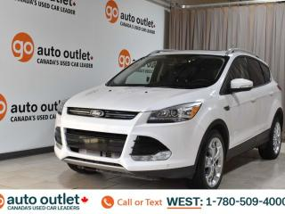 Used 2016 Ford Escape Titanium EcoBoost 4wd Navi for sale in Edmonton, AB