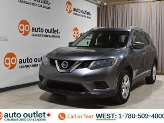 Used 2016 Nissan Rogue S AWD Backup camera Cloth seats for sale in Edmonton, AB