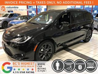 New 2020 Chrysler Pacifica Touring for sale in Richmond, BC
