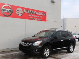 Used 2013 Nissan Rogue S Special Edition/AWD/SUNROOF/PARKING SENSORS for sale in Edmonton, AB