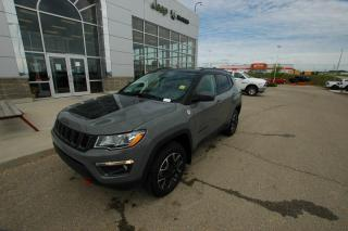 New 2020 Jeep Compass Trailhawk for sale in Peace River, AB