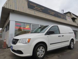 Used 2013 RAM Cargo Van RAM, CARGO, PARTITION, GRAND CARAVAN for sale in Mississauga, ON