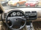 2004 Honda Civic One Owner, Rustproofed & Winter Tires